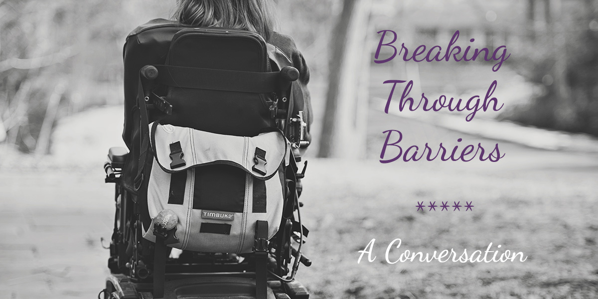 Breaking Through Barriers: Simple Dreams, part one