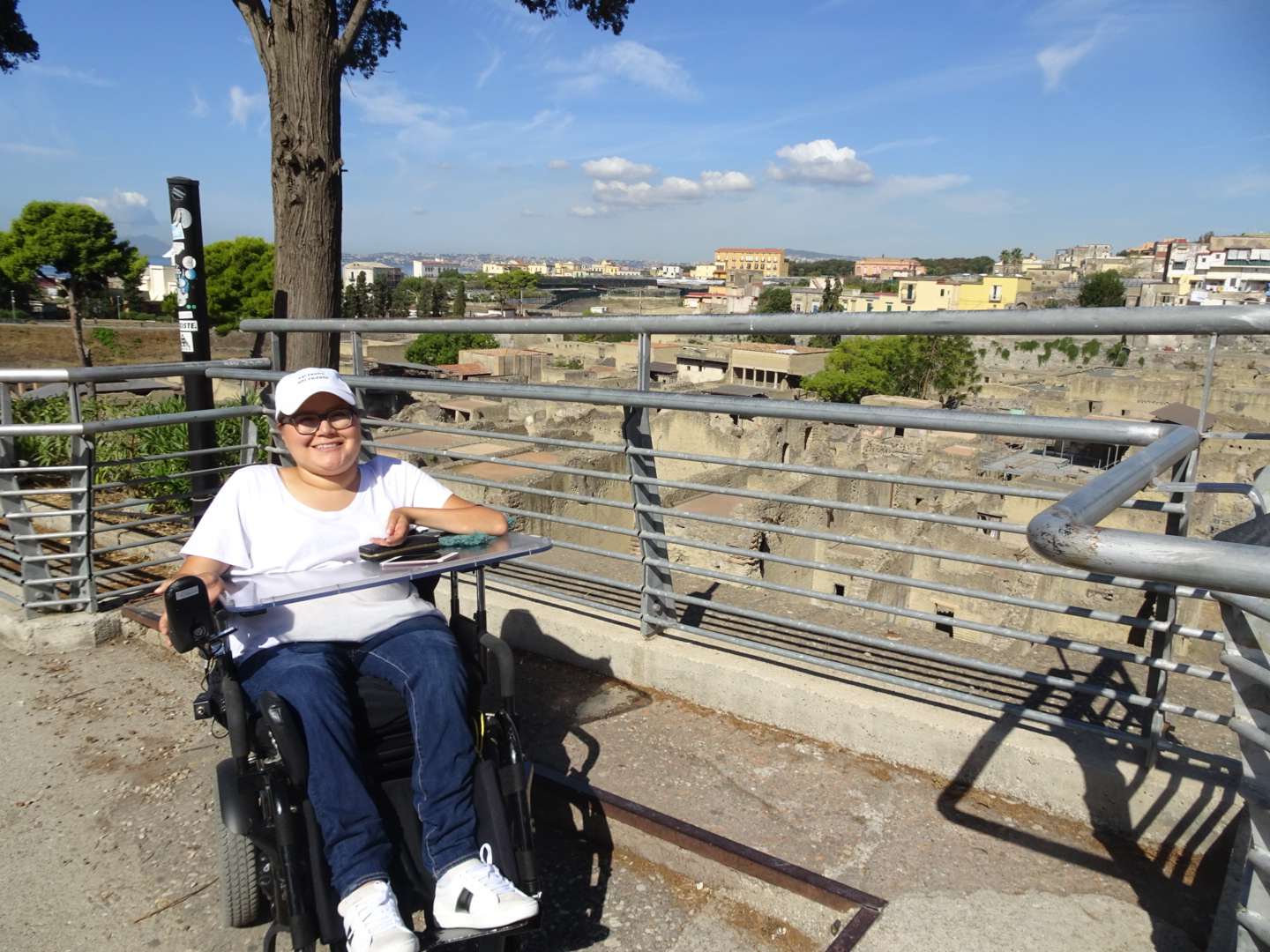 Exploring Italy From a Wheelchair User's Perspective