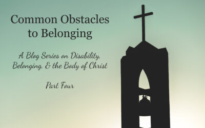Common Obstacles to Belonging